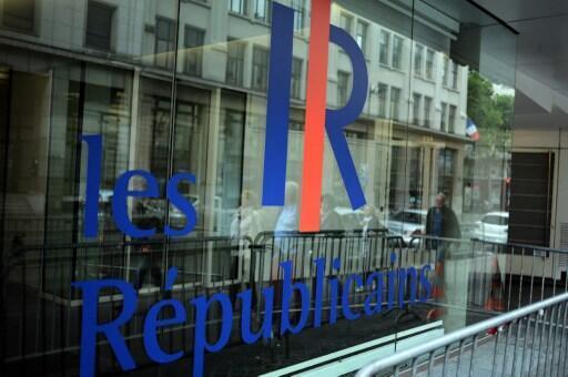 Le siège du parti Les Républicains dans le XVe arrondissement de Paris.