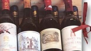 Os vinhos franceses... Ai que delícia!