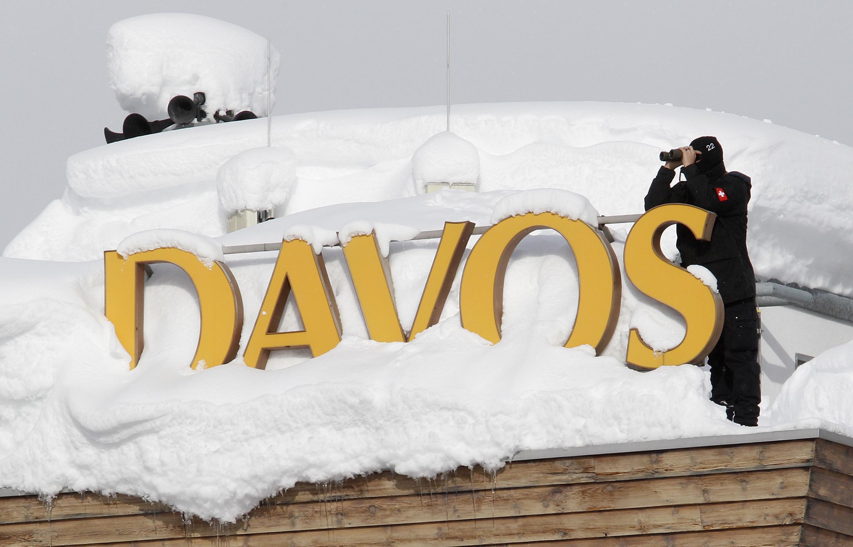 Diễn đàn Davos diễn ra từ 25/01 đến 30/01/2012 tại Thụy Sĩ (REUTERS)