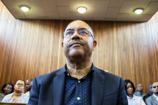 Former Mozambique finance minister Manuel Chang (pictured January 2019 at his extradition trial in South Africa) will be extradited to his home country