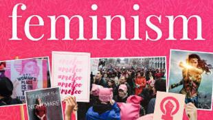 """انتخاب """"فمینیسم"""" به عنوان واژه سال از سوی یک فرهنگ لغت آمریکائی"""