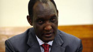 Faustin Kayumba Nyamwasa in court in Johannesburg