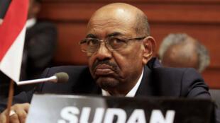 Shugaban Sudan Omar Hassan Al Bashir