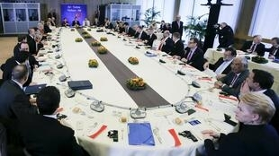 Саммит ЕС-Турция, Брюссель, 7 марта 2016 г.