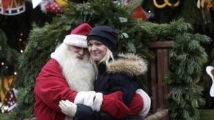 Os principais rituais de Natal, como o culto ao Papai Noel, são tradições Europeias exportadas para o mundo.