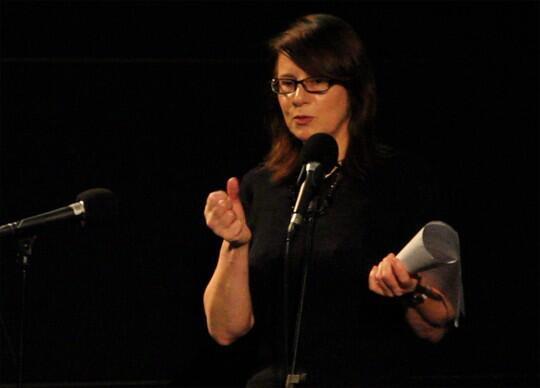 Nicole Brenez.