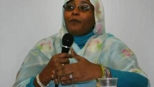 Sadiq al-Mahdi's daughter Mariam has been critical of the Khartoum government