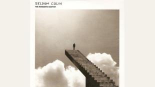 <i> The Romantic Egotist, </i>le premier album de Seldom Colin, auteur, compositeur et interprète français.
