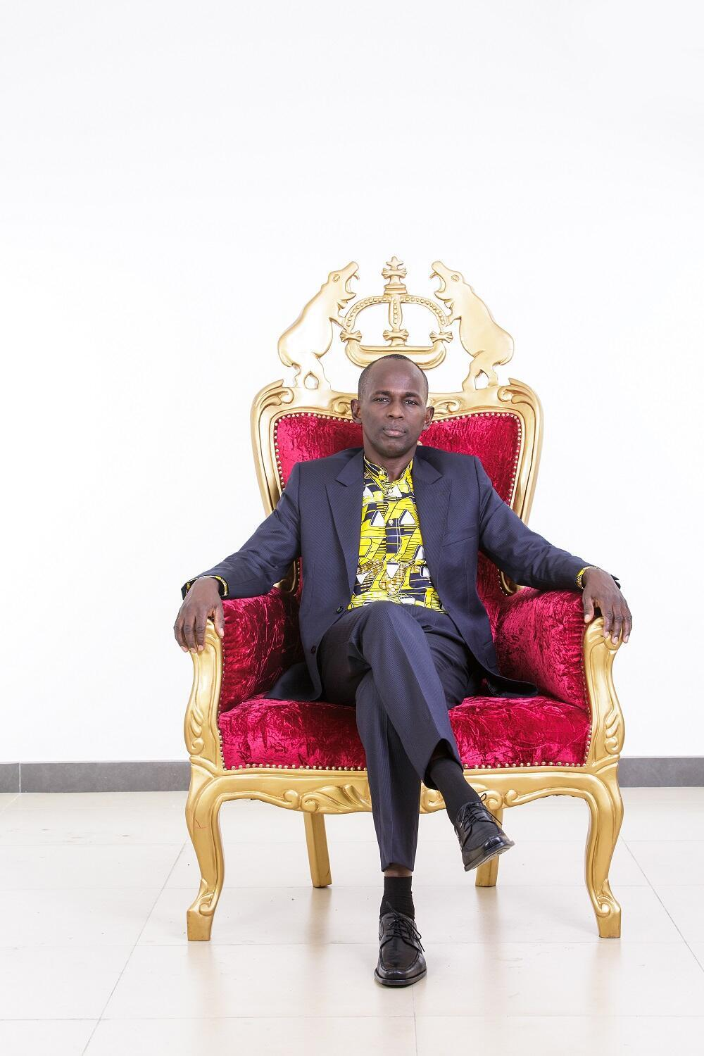Mamane on the Gondwana throne, one its president doesn't want to let go