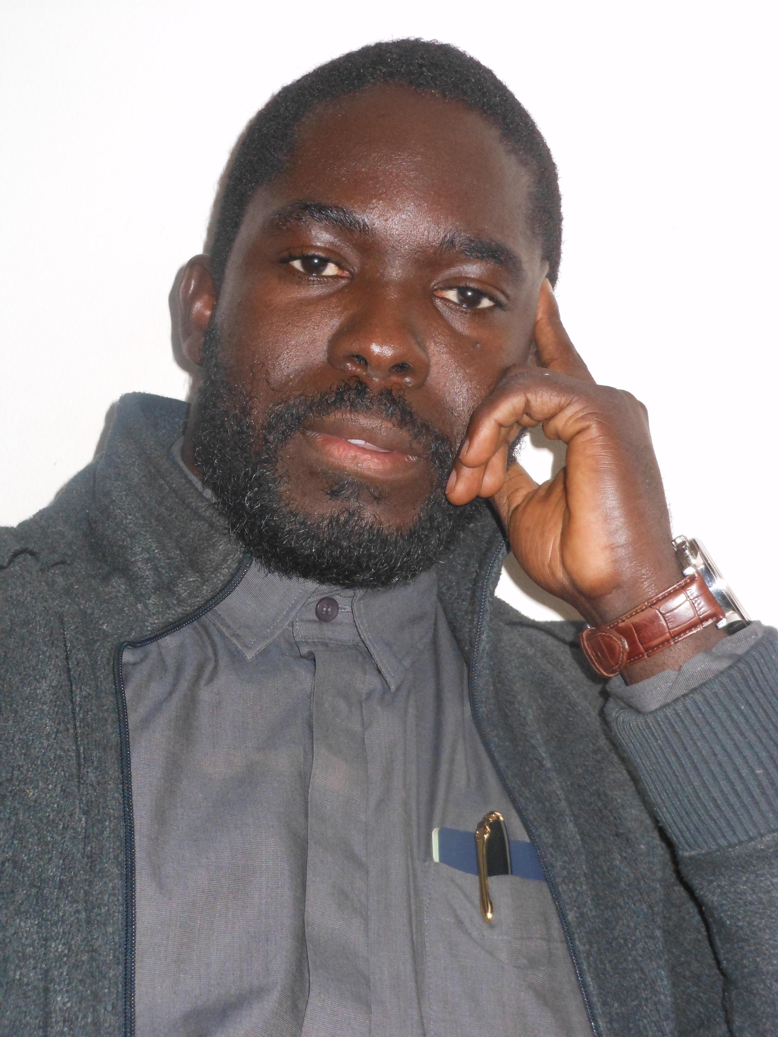 O sociólogo bissau-guineense Miguel de Barrros