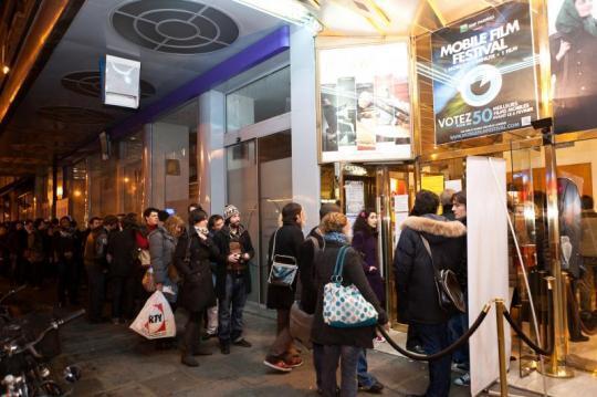 O Mobile Film Festival reúne produções de apenas um minuto filmadas pelo celular