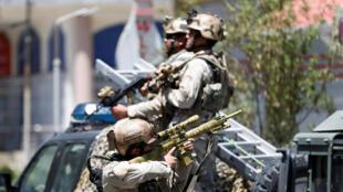 Les forces de sécurité afghanes ont encerclé l'ambassade d'Irak à Kaboul et font ace à au moins deux assaillants.
