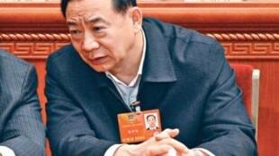 中共中央办公厅副主任、前国家主席办公室主任陈世炬。