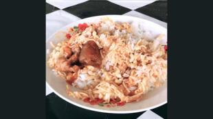 Le riz popo