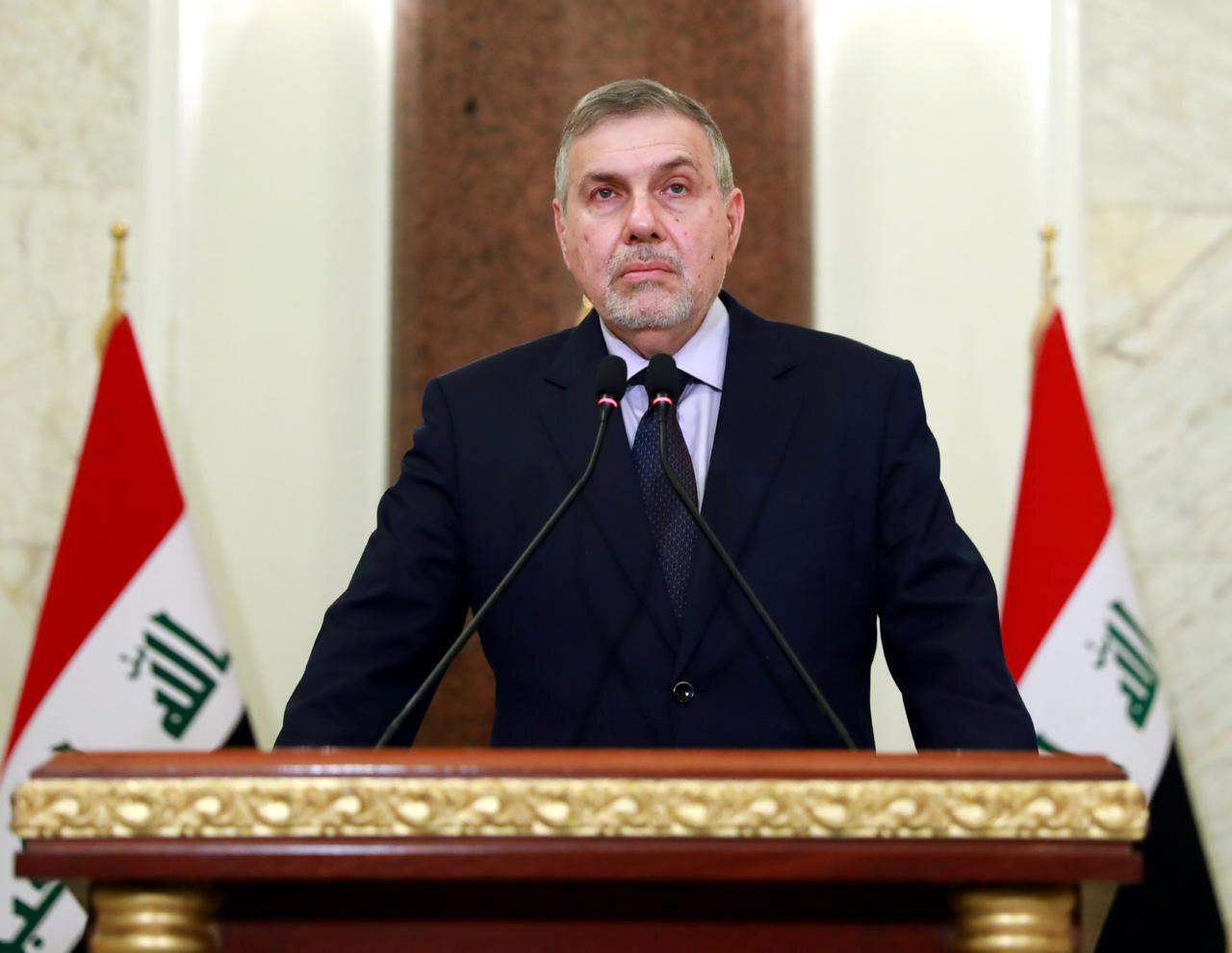 Novo primeiro Ministro Mohammed Tawfiq Allawi, contestado por manifestantes em Bagadade