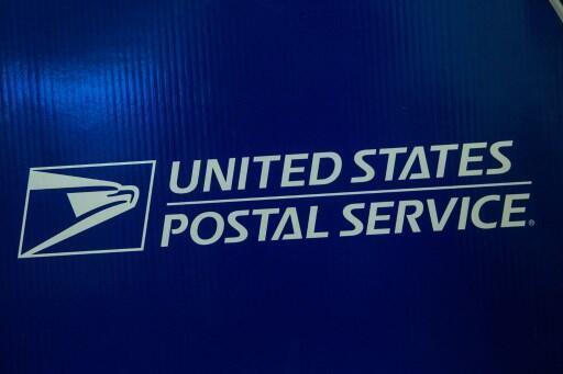 美國郵政標誌