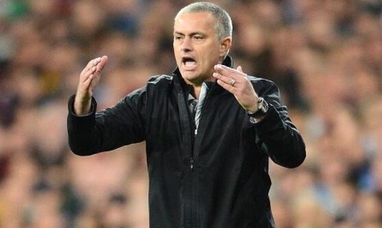 Kocha wa Real Madrid Josee Mourinho