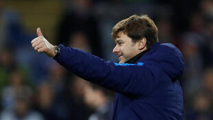 Tottenham Hotspur manager Mauricio Pochettino is trying to steer his team to a finish in the top four of the English Premier League.
