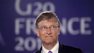 Le fondateur de Microsoft, Bill Gates, le 3 novembre 2011.