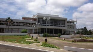 Assembleia Nacional em São Tomé