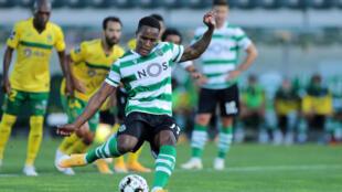 Jovane Cabral - Sporting CP - Futebol - Desporto - Liga Portuguesa - Sporting Clube de Portugal