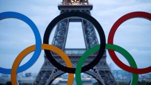 Олимпийский Париж