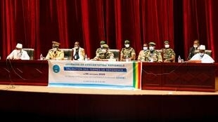 Au Mali, le centre de conférences de Bamako a abrité les concertations nationales.