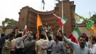 French Embassy in Tehran