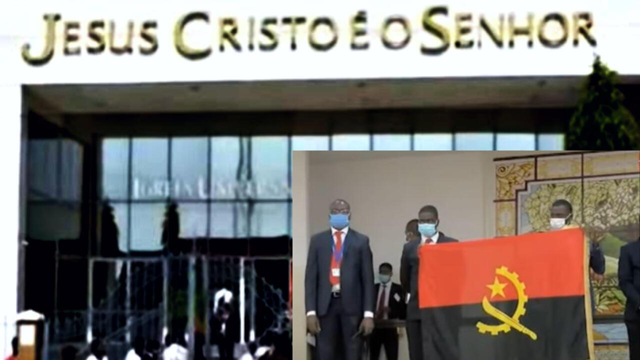 Na segunda-feira, um grupo de religiosos de Angola tomou o controle de 35 templos em Luanda e cerca de 50 outras filiais da instituição em outras províncias do país, como Cabinda e Cunene.