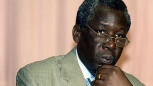 Martin Bléou, ancien ministre de la Sécurité intérieure de Côte d'Ivoire.