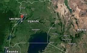 Ziwa Albert ambalo linalounganisha nchi za DRC na Uganda