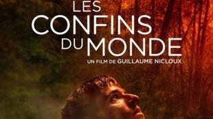 Affiche du film «Les confins du monde», de Guillaume Nicloux.