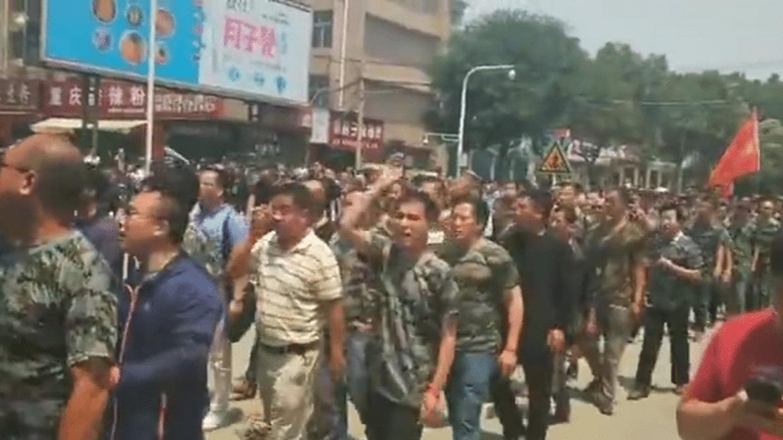 军嫂论坛吧_中国漯河军嫂维权遭维稳引全国老兵声援惊动北京