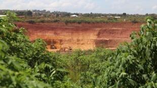Une mine de cuivre à Kolwezi, en RDC (image d'illustration).