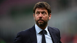 Andrea Agnelli's Juventus was one of the European Super League founding teams.