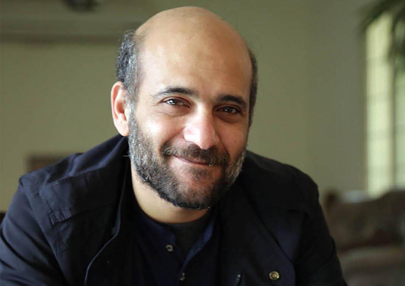 Le militant égyptien-palestinien Ramy Shaath (photo non datée).