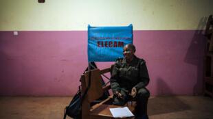 Fin des opérations de vote au Cameroun pour la présidentielle, le 7 octobre 2018 (photo d'illustration).