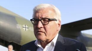 លោក Frank-Walter Steinmeiern រដ្ឋមន្រ្តីក្រសួងការបរទេសអាល្លឺម៉ង់
