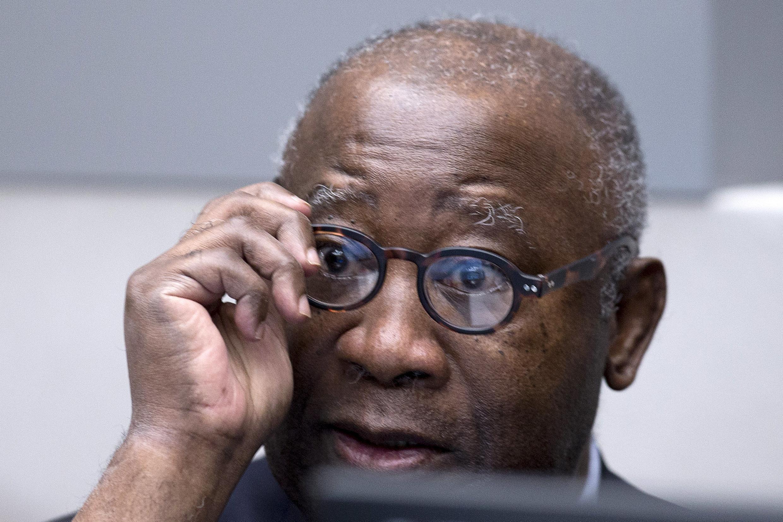 L'ex-président ivoirien Laurent Gbagbo a plaidé non coupable aux accusations de crimes contre l'humanité, au premier jour de son procès devant la CPI, jeudi 28 janvier 2016.