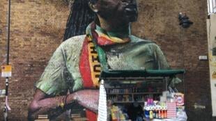 Brixton, le quartier afro-caribéen de la capitale britannique.