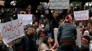 """Scène du film """"Laïcité, Inch'Allah"""" réalisé par Nadia el Fani (Tunisie, 2011)"""