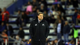 Steve Hansen has led New Zealand to three consecutive Rugby Championship titles.