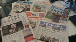 Diários franceses 29.05.2017