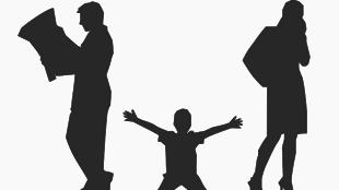 O Senado aprovou projeto de lei que obriga aos pais separados a guarda compartilhada dos filhos.