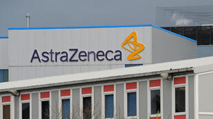 A general view of Anglo-Swedish pharmaceutical company AstraZeneca is pictured in Macclesfield in northwest England