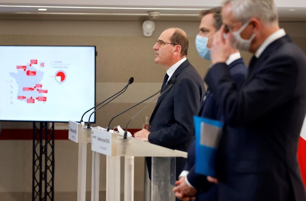法國政府推出拯救經濟措施