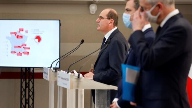 突如其来的新冠疫情重创法国经济(photo:RFI)