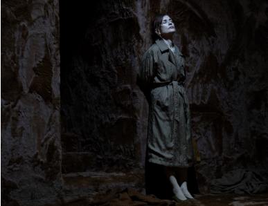 Award-winning actress Isabelle Huppert stars in Tennessee Williams' The Glass Ménagerie, playing at Paris' Odéon theatre in March and April 2020