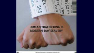 O tráfico de seres humanos é um dos crimes mais graves da atualidade, considerado como a escravidão moderna.
