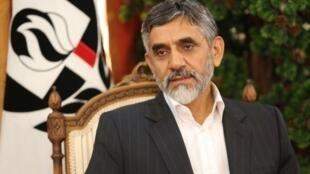علی مویدی خرم آبادی، رئیس ستاد مبارزه با قاچاق کالا و ارز در ایران